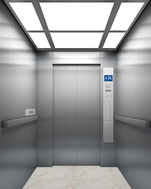 有机房病床电梯