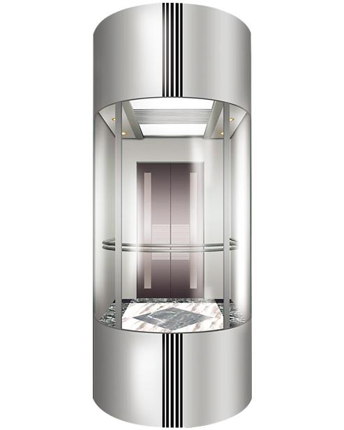 全景电梯轿厢 SSE-G002