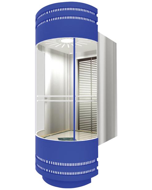 全景电梯轿厢 SSE-G003