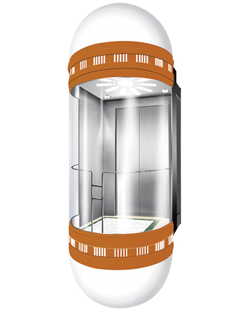 全景电梯轿厢 SSE-G005