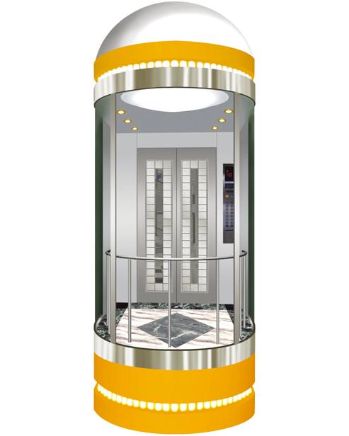 全景电梯轿厢 SSE-G008