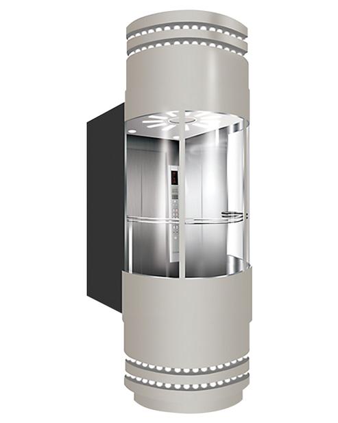 全景电梯轿厢 SSE-G010