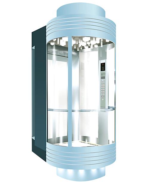 全景电梯轿厢 SSE-G012