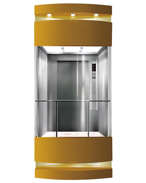 全景电梯轿厢 SSE-G014
