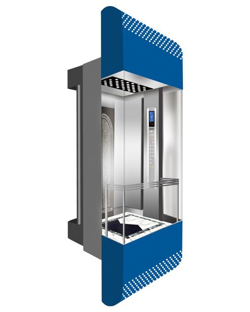 全景电梯轿厢 SSE-G015