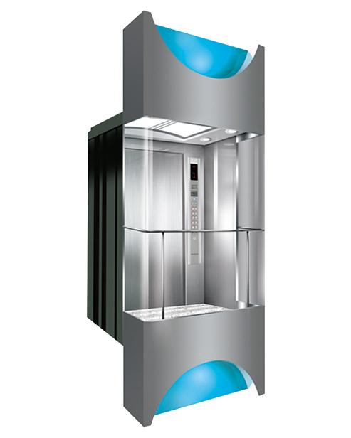 全景电梯轿厢 SSE-G016