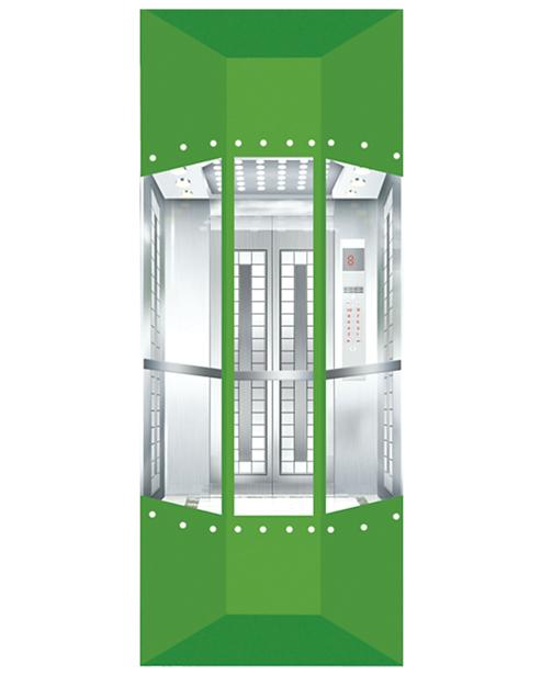 全景电梯轿厢 SSE-G020