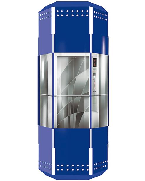 全景电梯轿厢 SSE-G021