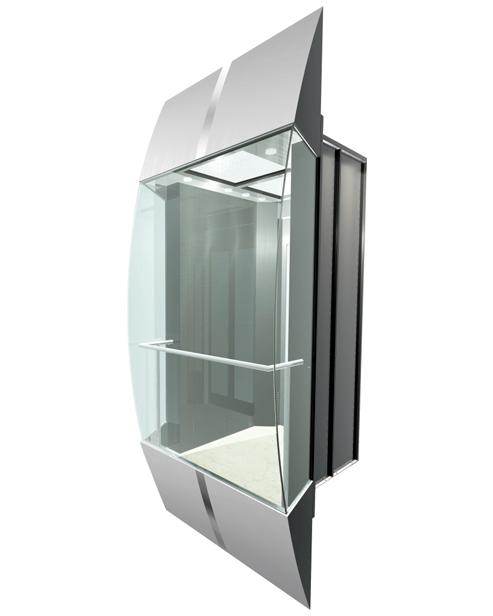 全景电梯轿厢 SSE-G024