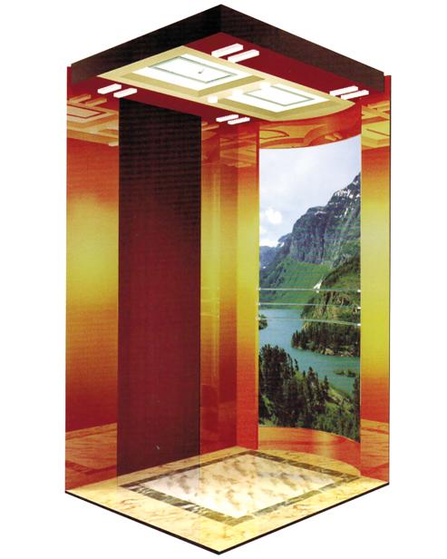 别墅电梯轿厢SSE-V002